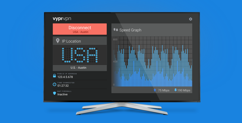 VyprVPN for Android TV: Stay Protected While Streaming